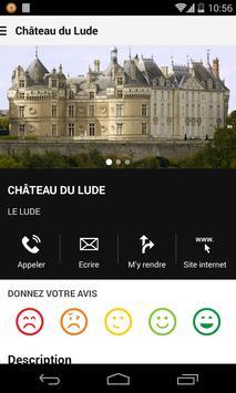Châteaux de la Loire Tour screenshot 4