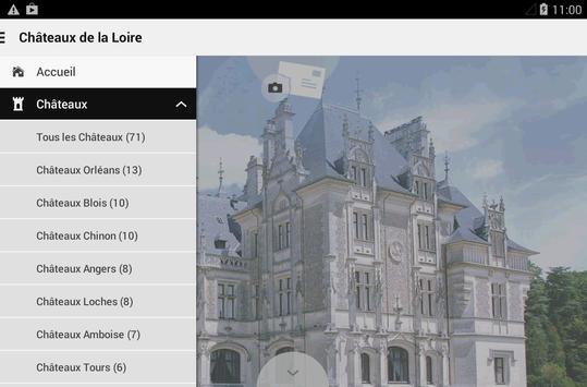 Châteaux de la Loire Tour screenshot 9