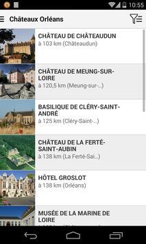 Châteaux de la Loire Tour screenshot 2