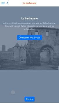 Château et remparts de la cité de Carcassonne screenshot 2