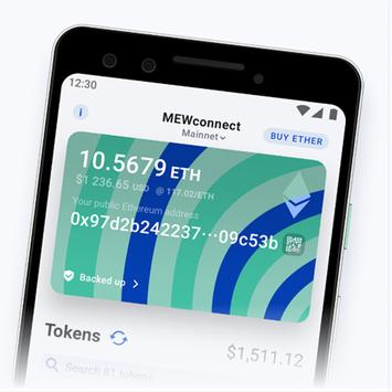 MEWconnect  Beta screenshot 1