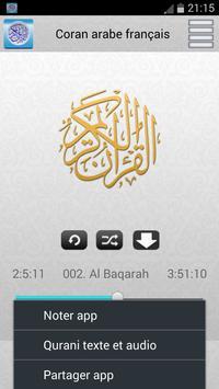 Coran arabe français スクリーンショット 3