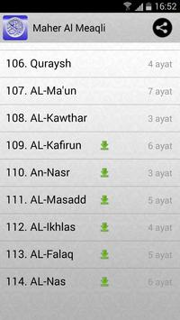 Quran suci screenshot 6