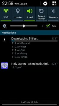 Quran suci screenshot 8
