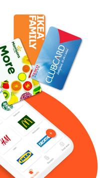 FidMe Loyalty Cards & Deals at Grocery Supermarket screenshot 1