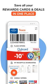 FidMe Loyalty Cards & Deals at Grocery Supermarket screenshot 2