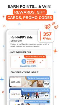 FidMe Loyalty Cards & Deals at Grocery Supermarket screenshot 6