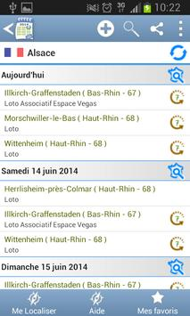 Agenda des lotos screenshot 4