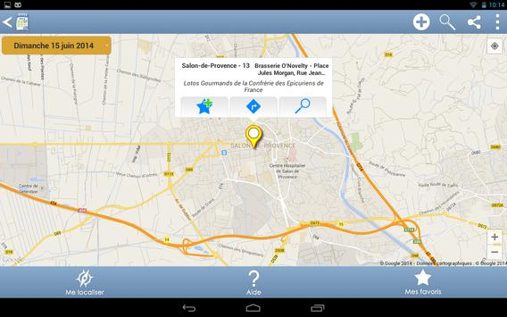 Agenda des lotos screenshot 7