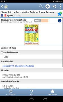 Agenda des lotos screenshot 17