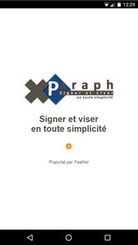 Xparaph poster