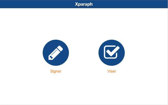 Xparaph screenshot 6