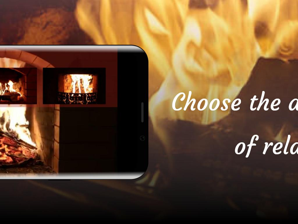 Crackling Fireplace: Fireplace Sounds for Android - APK Download