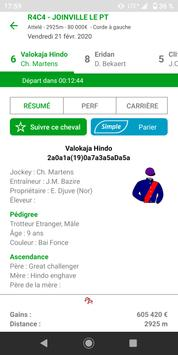 PMU point de vente (ex MyPMU)-Info & pari hippique screenshot 1