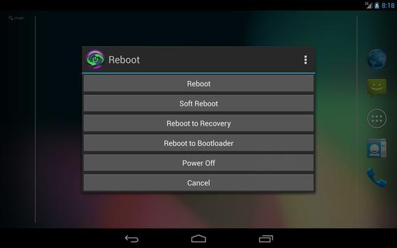 Reboot screenshot 2