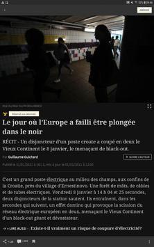 Le Figaro capture d'écran 19