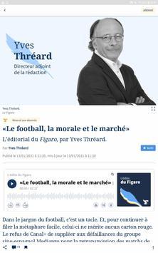 Le Figaro capture d'écran 9