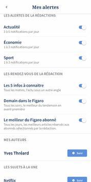 Le Figaro capture d'écran 4