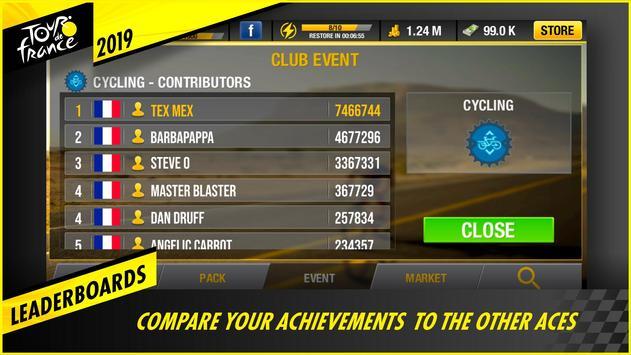 Tour de France 2019 Official Game - Sports Manager screenshot 7