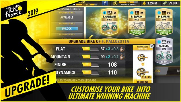 Tour de France 2019 Official Game - Sports Manager screenshot 4