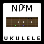 NDM - Ukulele (Learning to read musical notation) icon