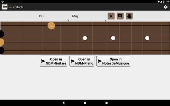 NDM - Ukulele (Learning to read musical notation) screenshot 7