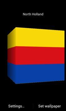 Cube NL LWP simple screenshot 1
