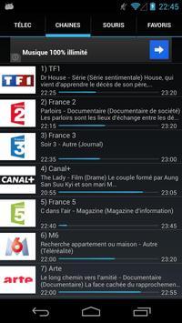 FreeTelec capture d'écran 1