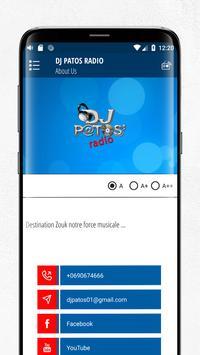 DJ PATOS RADIO screenshot 3