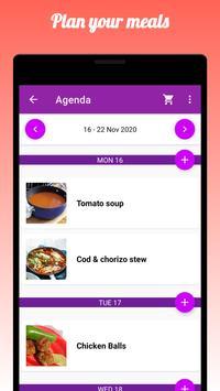 My Recipe Box : RecetteTek screenshot 3