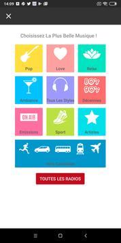 Chérie FM screenshot 1