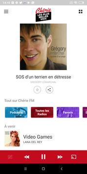 Chérie FM screenshot 3