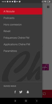 Chérie FM screenshot 5
