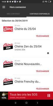 Chérie FM screenshot 7
