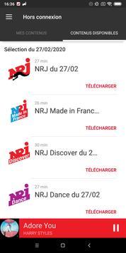 NRJ Radio screenshot 7