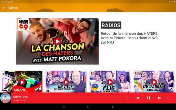 NRJ Radio screenshot 12