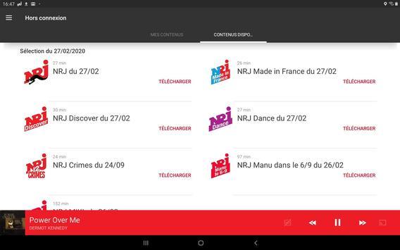 NRJ Radio screenshot 15