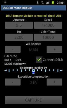 DSLR Remote Module Poster