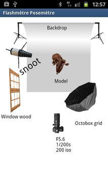 Flashimetro y Fotómetro captura de pantalla 4