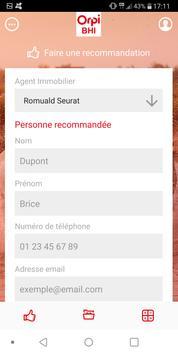 ORPI Groupe BHI screenshot 2