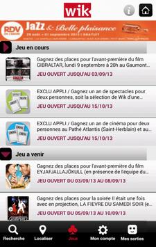 WIK - Nantes / Rennes screenshot 1