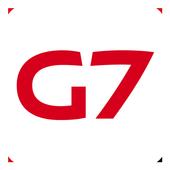 G7 TAXI Personal - Paris icon