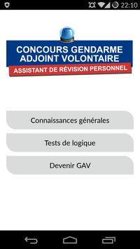 Gendarme Adjoint Volontaire poster