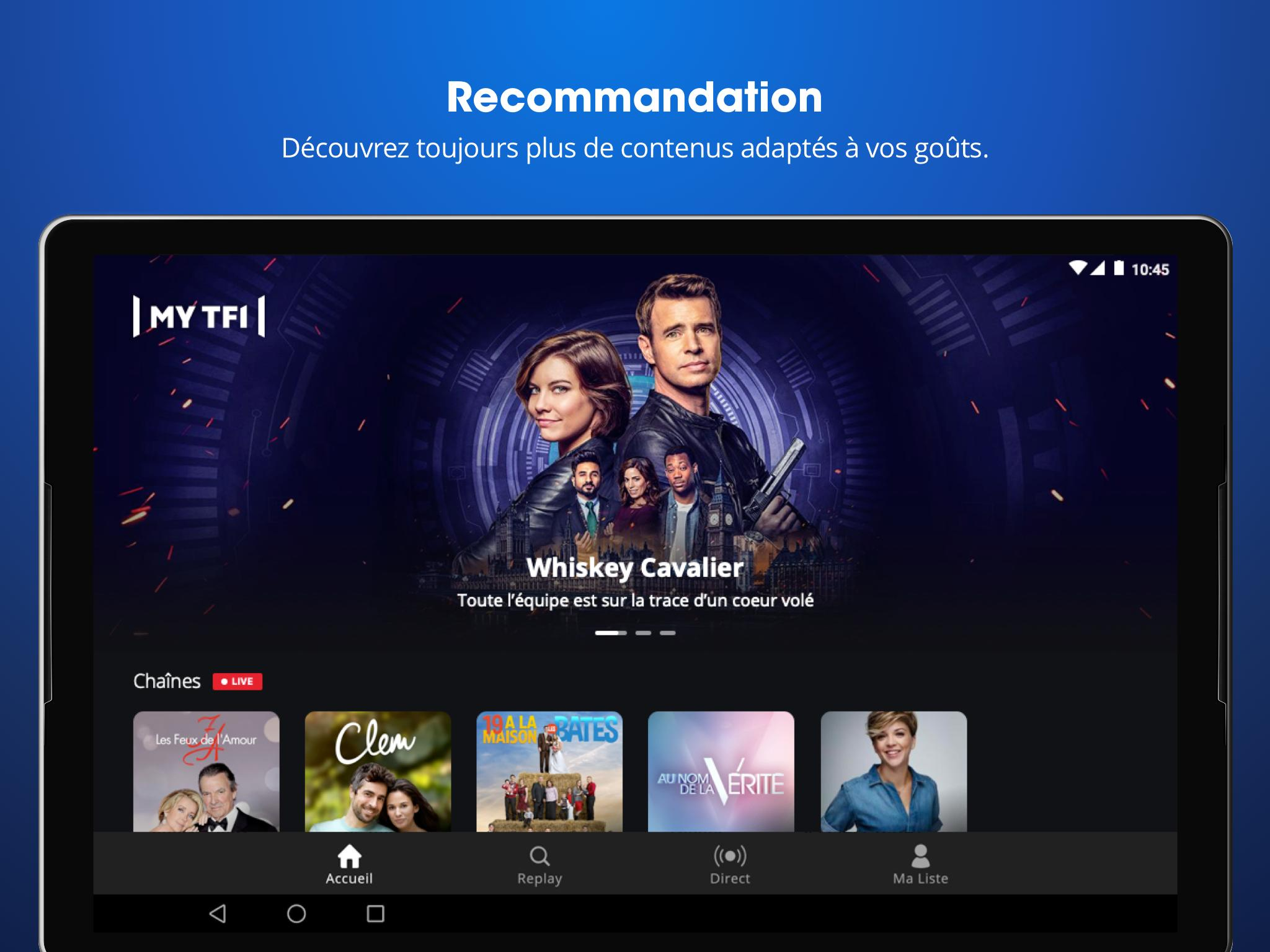SMART TV 6PLAY SUR TÉLÉCHARGER