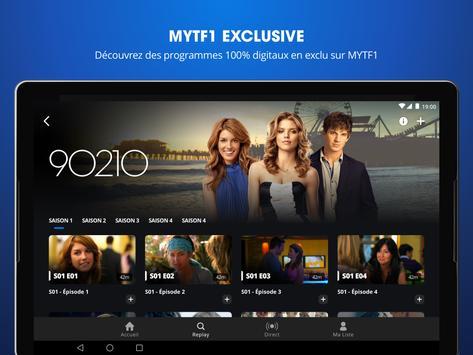 MYTF1 capture d'écran 18