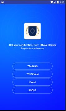 Certified Ethical Hacker practice Exams (CEH v10) for