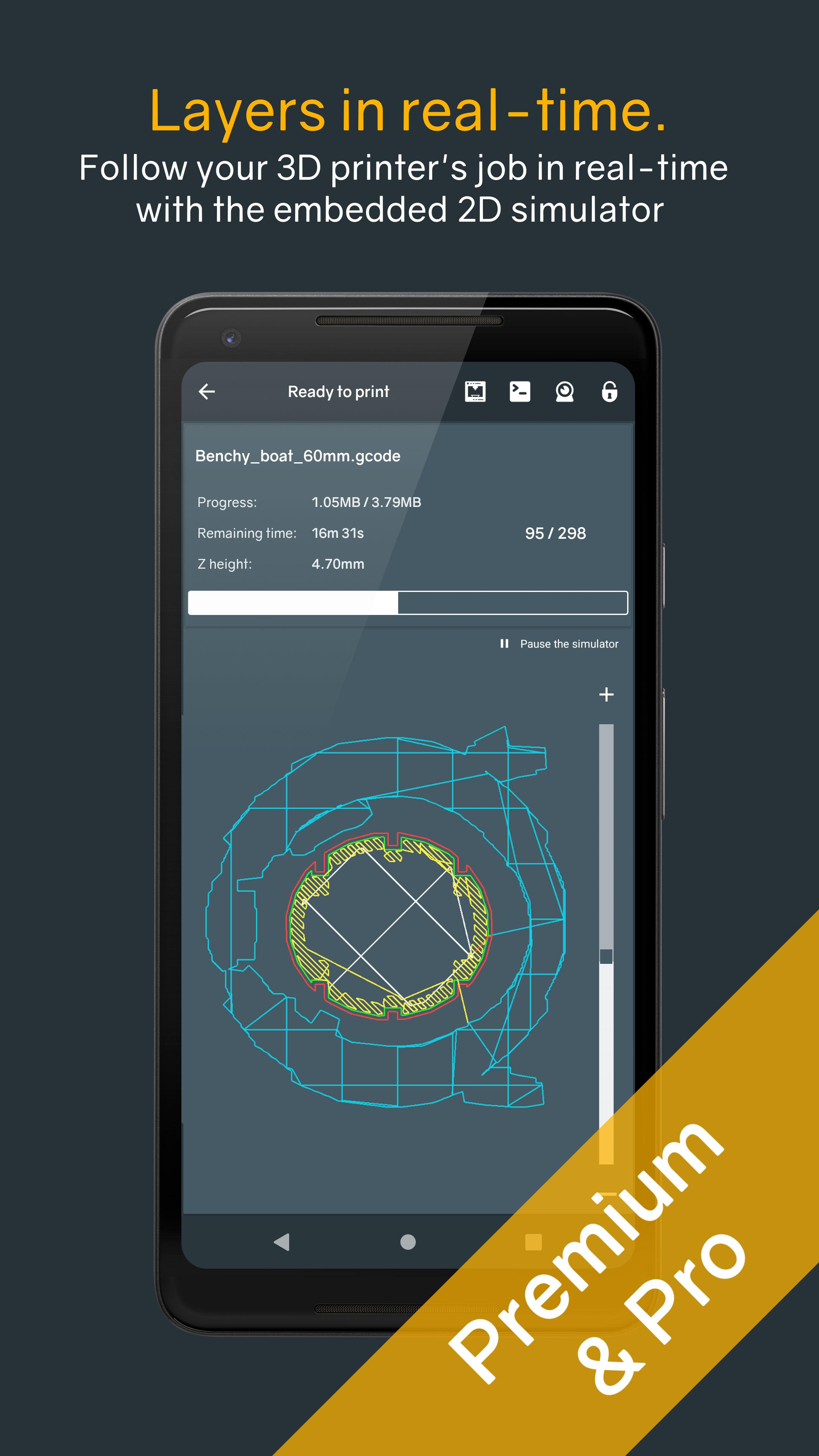 Printoid - Remote for OctoPrint [LITE] for Android - APK