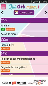 Qui dit miam ! Toulouse screenshot 3