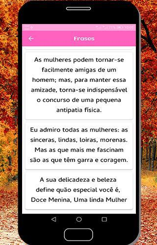 Frases De Mulher For Android Apk Download