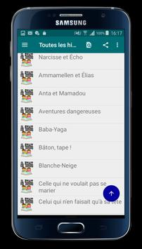 French fairy tales stories (180 Tales + audio) screenshot 6